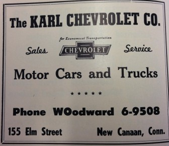 "Karl Chevrolet's number is still technically ""WO 6-9508."" You just have to dial it as ""(203) 966-9508."""