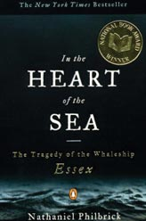 """""""In the Heart of the Sea"""" by Nathaniel Philbrick. Contributed photo"""