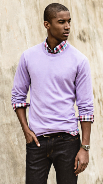 """""""The wait is almost over. Tomorrow, February 25th, all Spring Ready to Wear items are available for purchase! Be sure to check out our new selections from ties to sweaters, they are Spring/Summer 2014 must haves! (Plus, they will be on sale for the month of March!) Message me to schedule your appointment.""""—J Hilburn-Fairfield County Facebook page"""