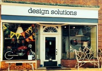 """design solutions is getting """"revved up"""" for Caffeine & Carburetors, which will expand this year onto Elm Street. First event: April 6. Credit: Terry Dinan"""