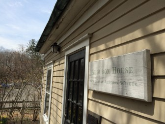 Audubon House had been operated by the now-defunct New Canaan Audubon Society.