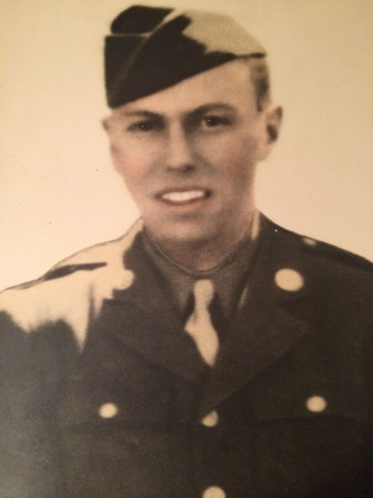 "New Canaan High School Class of 1941's William R. ""Rodney"" Conner ca. 1942. A medic who was killed while serving in Italy during World War II, he was a member of the 85th Mountain Division out of Fort Drum, NY. A wing of the hospital there is named for him. Contributed photo"