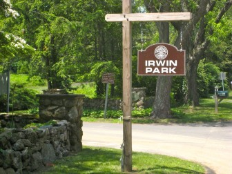 Irwin Park (Credit: Terry Dinan)