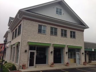 The former Varnum's Pharmacy is close to moving into this space at 44 East Ave.