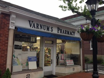 Varnum's Pharmacy is slated to move down the hill to where East Avenue meets Cherry Street, on July 11, 2014. Credit: Terry Dinan