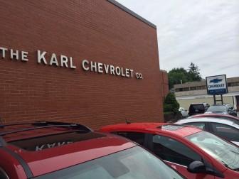 Karl Chevrolet. Credit: Michael Dinan