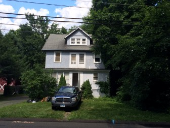 This home at 61 Parade Hill Road is slated for demolition. Credit: Michael Dinan