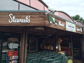 Walter Stewart's Market and Stewarts Spirits. Credit: Michael Dinan