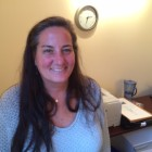 Laurie Iffland has taken on the new role of New Canaan Library's reader's advisor. Credit: Michael Dinan