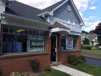 New Canaan Cleaners has moved to 12 East Maple St. Credit: Michael Dinan