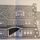 Here are the plans for 78 Brooks Road, by Domenic Cartelli of Newtown.