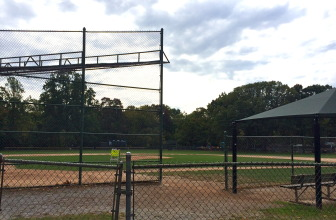 The main baseball field at Mead Park. This is where the NCHS Rams play their home games. Credit: Michael Dinan