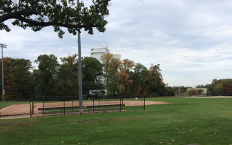 The Orchard Field, used by softball players, at Waveny Park. Cedit: Michael Dinan