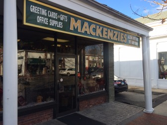 Mackenzie's in New Canaan. Credit: Michael Dinan