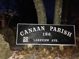 Canaan Parish in New Canaan