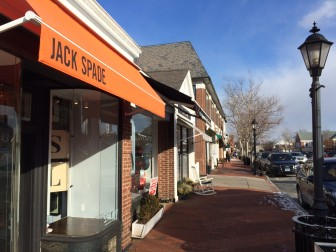 Jack Spade at 143 Elm St. is set to close at the end of January 2015 after launching in October 2012. Credit: Michael Dinan
