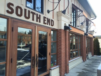South End on Pine Street is a hot spot in New Canaan. Credit: Michael Dinan