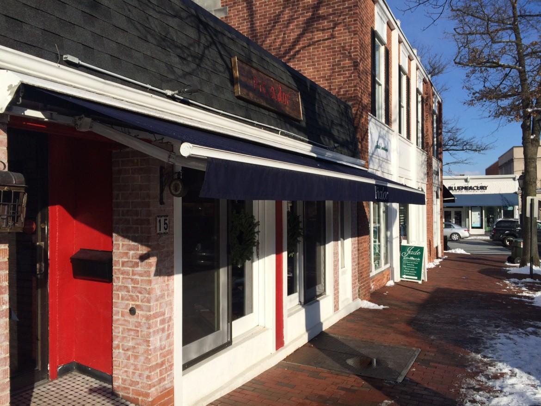New Restaurant Construction : Building plans filed for new restaurant on elm street