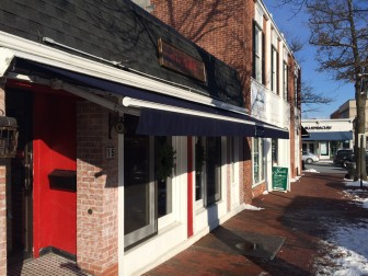 A building permit application has been filed for interior renovations at 15 Elm St. for a new eatery called 'The South End Uncorked.' Credit: Michael Dinan