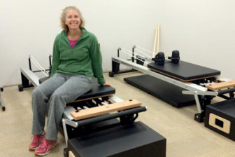 Nearwater Pilates at Halo Studios. Contributed