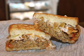 Meatloaf Special, CT Sandwich Co. Credit: Terry Dinan