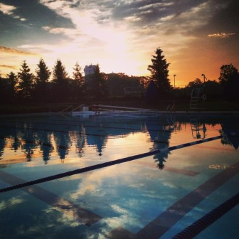"""Entry into New Canaan Community Foundation's first-ever """"I [Heart] New Canaan"""" photo contest. Credit: Chandler Crosby"""