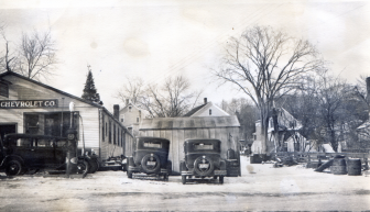 Karl Chevrolet was founded in 1927 by Leo and Email Karl, two of seven brothers. Photo courtesy of the Karl family