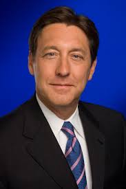 George Bodenheimer worked at EPSN and EPSN on ABC for 33 years. He served as President of EPSN from 1998 to 2011. Photo contributed by New Canaan Library.
