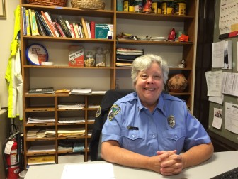 New Canaan's new Animal Control Officer Allyson Halm. Photo by Mackenzie Lewis