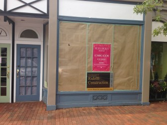 Scout & Molly's, coming soon to Elm Street. Credit: Terry Dinan