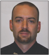 New Canaan Police Sgt. Joe Farenga. Photo courtesy of the New Canaan Police Department