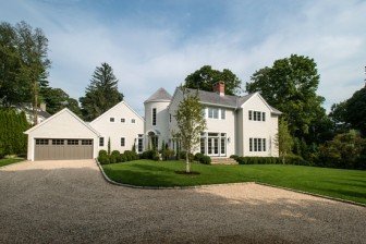 This newly and entirely renovated/updated 4-bedroom home at 222 South Ave. includes 3,117 square feet of living space. It sits on .45 acres and sold in September for $2.4 million. Zillow photo