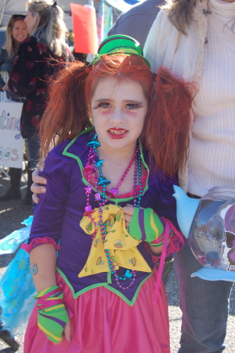 From the Halloween Parade 2014. Photo courtesy of the New Canaan Chamber of Commerce