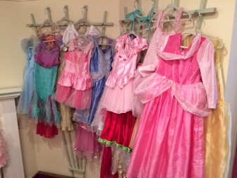 'Let's Dress Up' on Cherry Street in New Canaan is closing at the end of October after six years. Credit: Michael Dinan