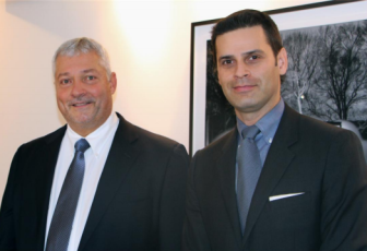 Greg Sages is the new Philip Johnson Glass House Executive Director, and Scott Drevnig is Deputy Director. Contributed