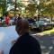 Scenes from the Oct. 18, 2015 Caffeine & Carburetors gathering at Waveny Park. Credit: Michael Dinan