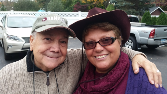 Joe and Nancy Colella. Contributed
