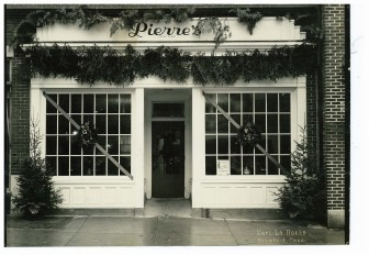 """Pierre's, aka """"Izzy's Place"""". Credit: NC Historical Society"""