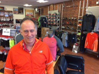 New Balance New Canaan Owner Ron