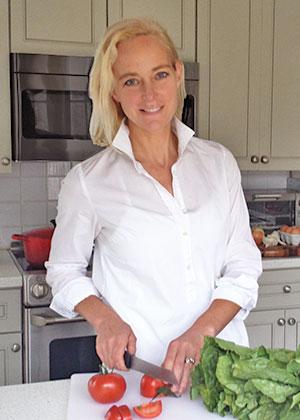 Angela Colabella of Little's Cuisine.