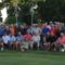 At the New Canaan Old Timers Association golf outing last week, held at Fairchild Wheeler Golf Course.