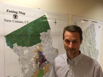 New Canaan's town planner for 11 years, Steve Kleppin, is leaving next month to take the Norwalk job. Credit: Michael Dinan
