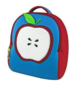 Here's the fun and functional backpack available now at design solutions at 146 Elm St. in New Canaan.