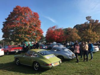 Scenes from the Oct. 16, 2016 Caffeine & Carburetors. Credit: Michael Dinan