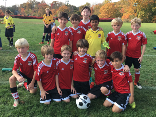 Youth Soccer Weekend Shutout For U10 Boys Red Newcanaanite Com