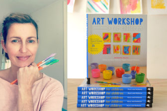 New Canaan's Barbara Rucci is author of 'Art Workshop for Children.'
