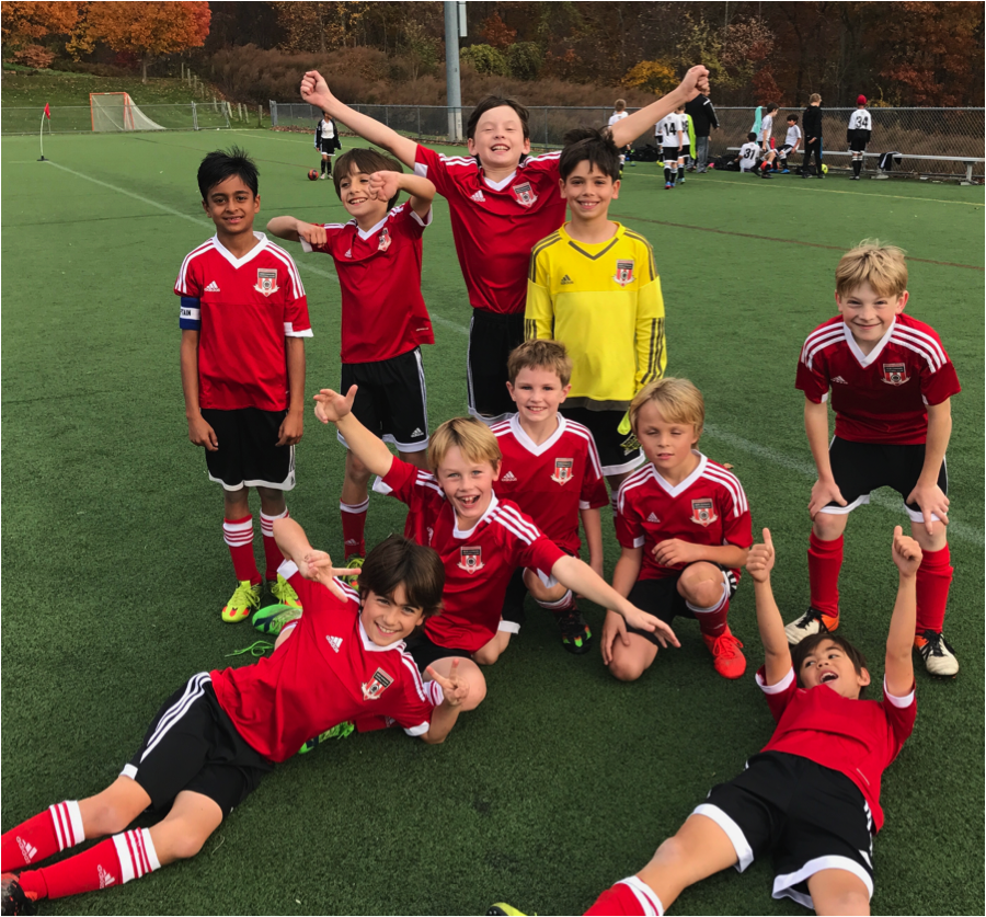 Youth Soccer Roundup: Weekend Wins for NC Football Club's ...