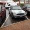 Creative parking on Elm. LK photo