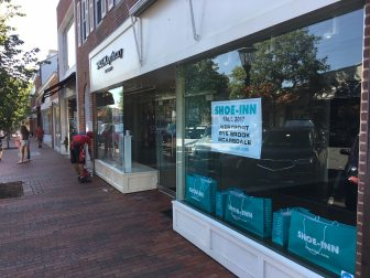 Shoe Inn Is To Open This Fall At 36 Elm St In New Canaan Credit Michael Dinan
