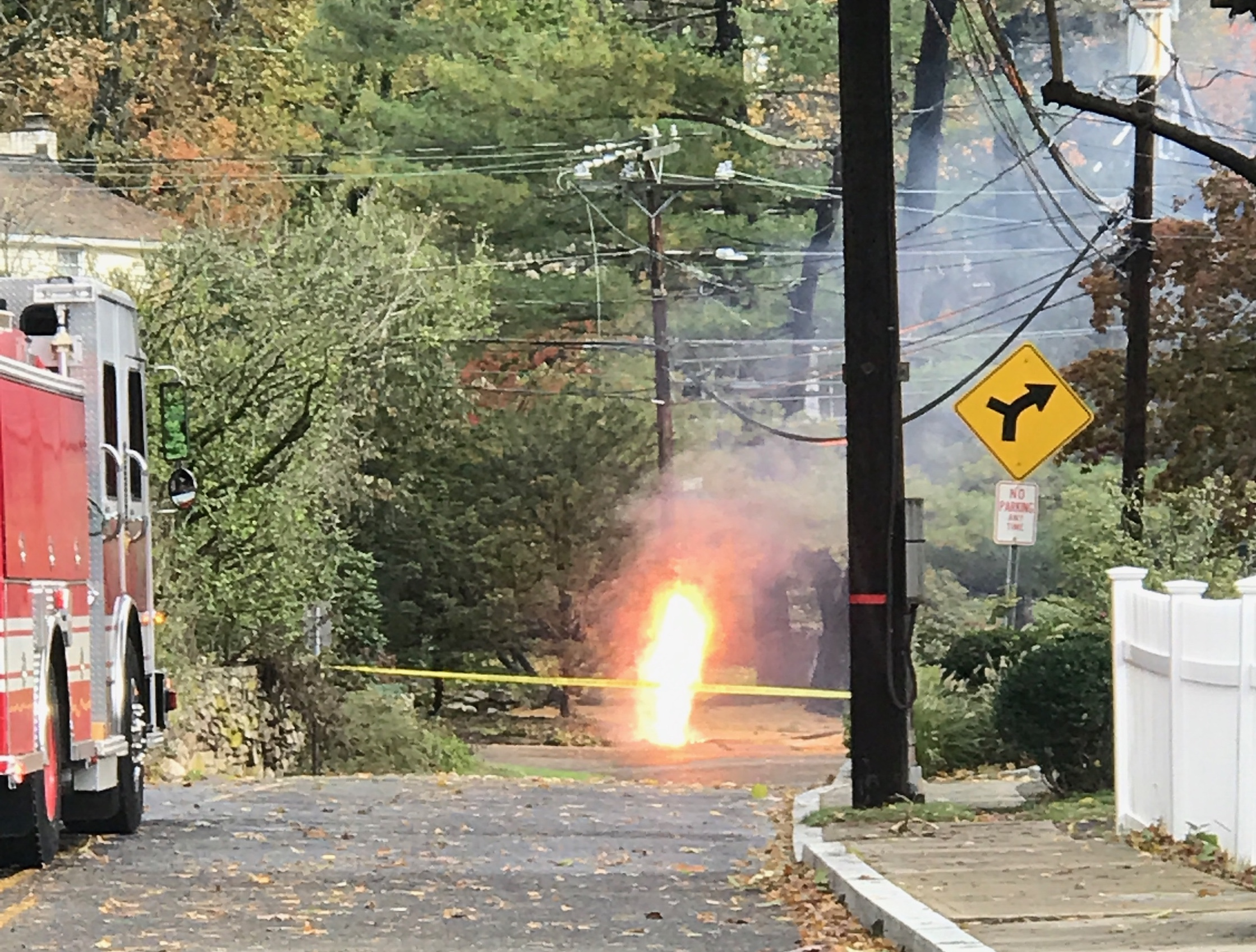 Percent of New Canaan Homes Remain without Power [UPDATING]